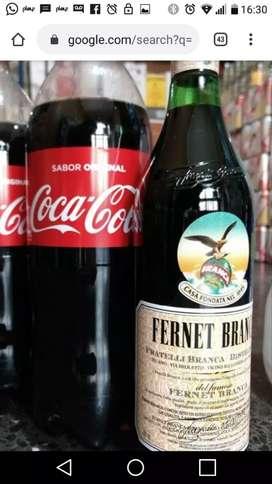 Vdoo.   fernet.   coca cola