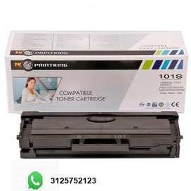 Cartucho de tóner para impresoras Samsung ML2160/ML2165/ML2165WI MLTD101S/ Bogotá