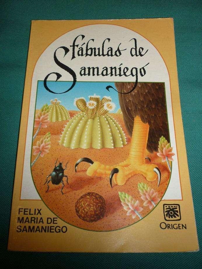 FABULAS DE SAMANIEGO . FELIX MARIA DE SAMANIEGO . ED ORIGEN. ILUSTRADO 0