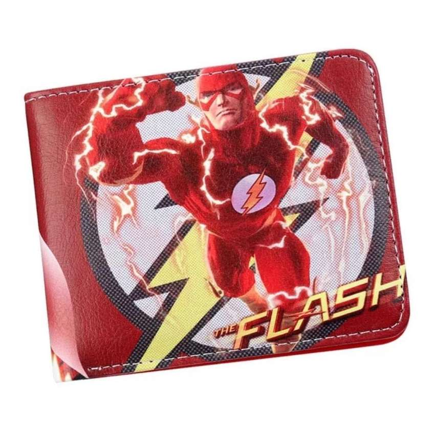 Billetera The Flash Dc Comics 0