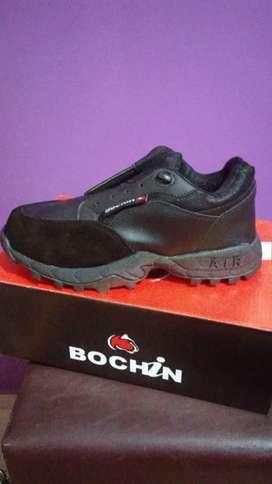 Zapatillas de seguridad punta de acero