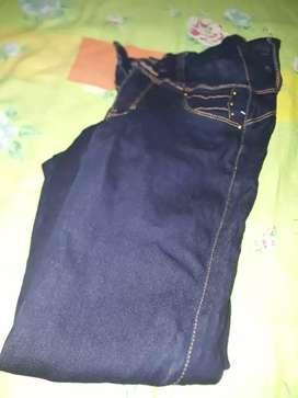 Jeans Azul Oscuro