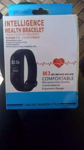 Smartband o pulsera inteligente