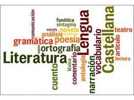 Tutores humanidades ciencias sociales Filosofía Español y literatura