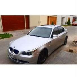 VENDO MI BMW SERIE 5 PACK ///M