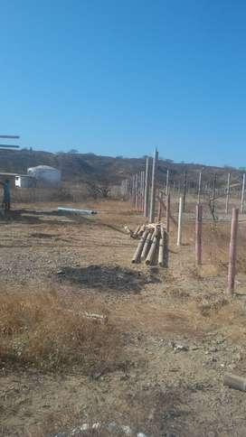 OCASION  Vendo terreno en Punta SAl, 1,000m2. 21,000