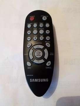 Control remoto DVD Samsung original