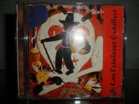 Los Fabulosos Cadillacs rey azucar cd