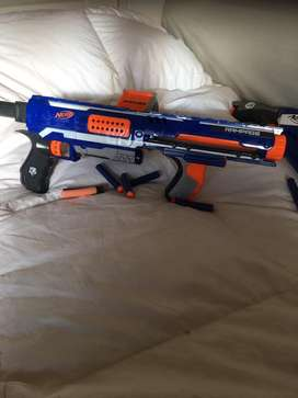 NERF RAMPAGE impecable