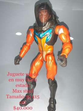 Vendo max steel (acuatico)