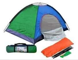 Carpa camping 2 y 4 personas