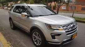 Vendo camioneta  ford explorer como nueva