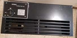 Calefactor tiro natural Orbis Calorama