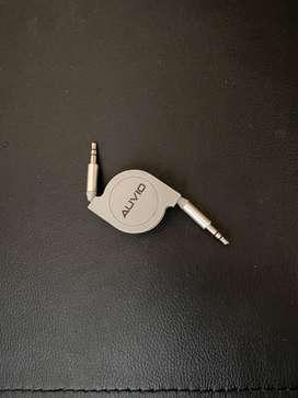Cable de audio para vehiculo