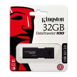 Mamorias USB de 32gb