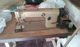 Máquina de coser industrial recta marca Brother buen estado