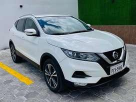 Nissan Qashqai como nuevo