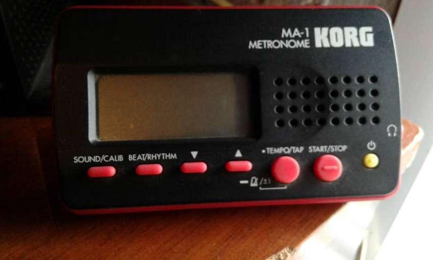 Metronomo digital Korg 0