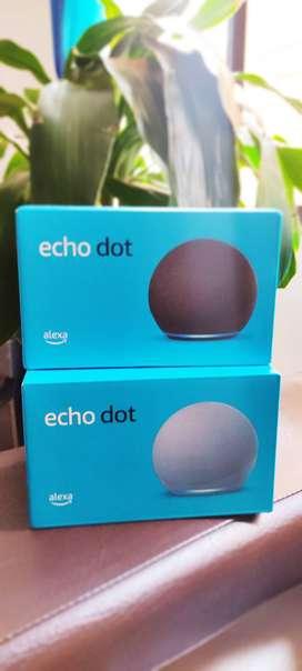 Echo Dot (4ta Generación, Edición 2020)   Parlante inteligente con Alexa