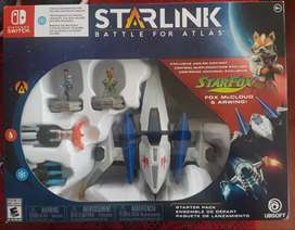 Starlink battle for atlas starter pack com star fox