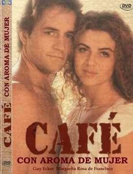 Café, Con Aroma De Mujer (1993) Serie Completa en HD + Soundtrack + 2 películas obsequio ENVÍO INCLUIDO