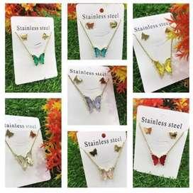 Accesorios de mariposa