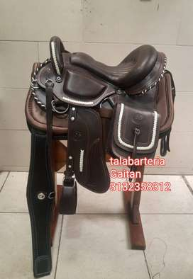 silla para caballo, tereques y galapagos