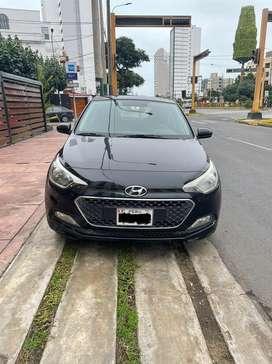 Hyundai i20 modelo 2018 mecanico GLP . Accent Elantra Yaris