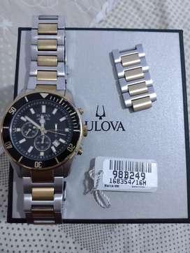 Reloj Bulova Modelo 98b249 No Permuto