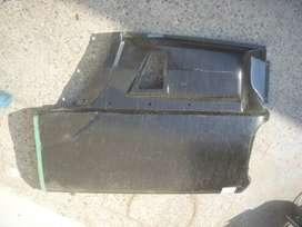 repuesto volkswagen, reparacion guardabarro trasero derecho vw saveiro original nuevo