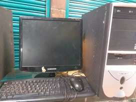 Pc de escritorio completo