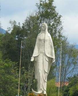 Vendo o permuto lote doble en parque cementerio la inmaculada