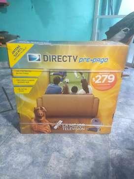 Vendo kit de Directv prepago