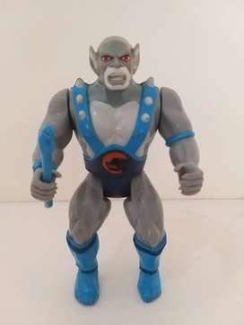 Figura Panthro 1985 - Thundercats - Gi Joe - He Man - Heman - transformers - cazafantasmas - spiderman - XMEN - marvel