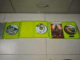 3 juegos de Xbox360 originales