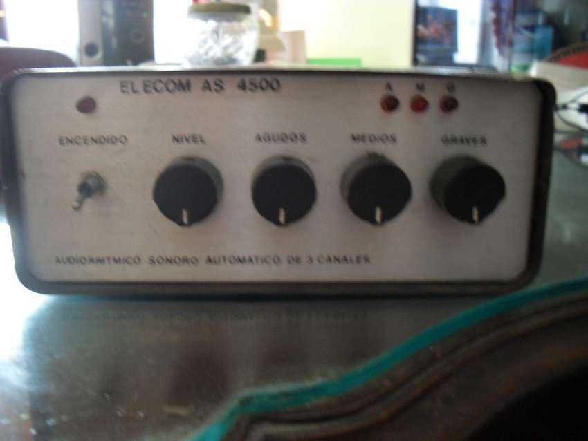 Audiorritmico Analogico 1000 Watts 0