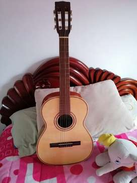 Preciosa guitarra acústica tranquilo guianini