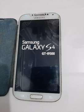 Samsung S4 operativo/ para repuesros