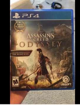 Assassins creed odyssea nueva sellada!!