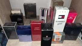 Se vende perfumes hombre y mujer economicos!! Garantizado