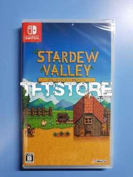 Stardew Valley Nintendo Switch / Pokemon Rockman Sonic Minecraft
