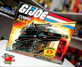 G.I. Joe Tanque Cobra H.I.S.S.
