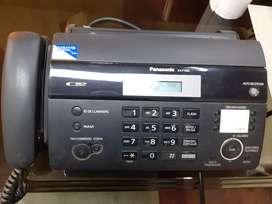 Fax Panasonic.