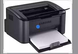 Impresora láser para la venta excelente estado