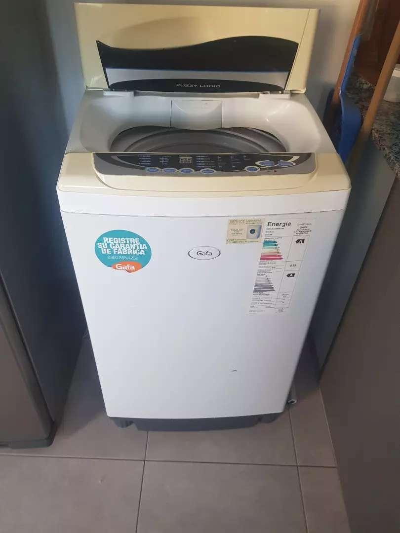 Lavarropa casi sin uso 0