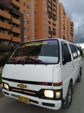 Chevrolet Vans WFR
