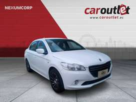 PEUGEOT 301 ACTIVE AC 1.6 4P 4X2 TM AUTO NEXUMCORP CAR OUTLET