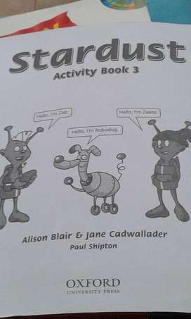 Stardust Activity Book 3 Y Activity Book 4