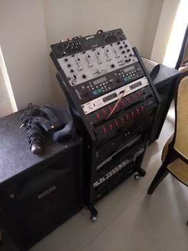 Se vende equipo de sonido spain