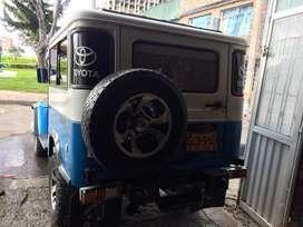 Vendo toyota modelo 72 diesel